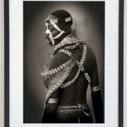 Framed | Karo Woman with Cowry Shells