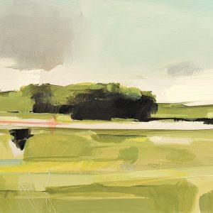 Artwork | Resplendent in Green by Simon Palmer