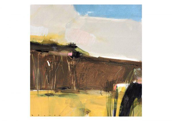Artwork | Brown Escarpment by Simon Palmer