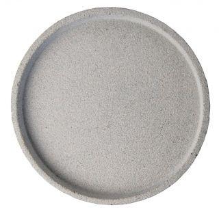 Concrete | Round Tray