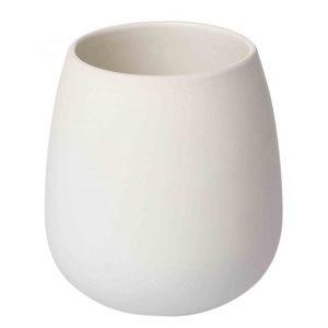 Concrete | White Mug