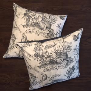 Cushion | Empress Garden | Wendy Kaesar