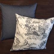 Cushion | Empress Garden2 | Wendy Kaesar