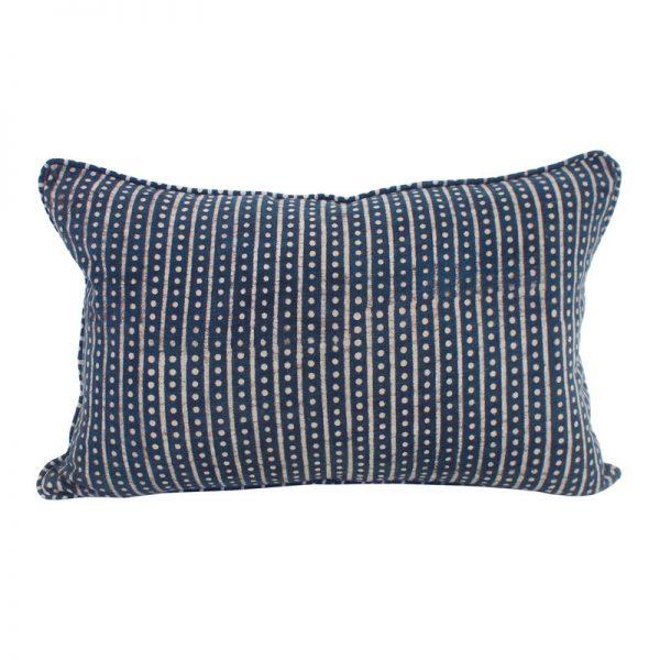 Cushion | Walter G | Hakuro Indigo Cotton