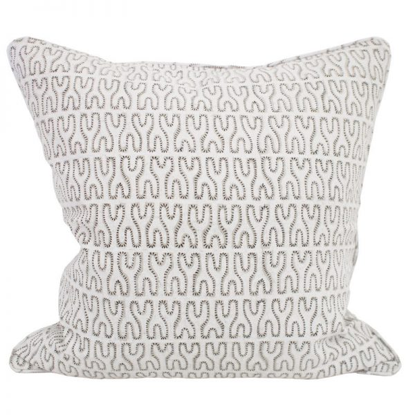 Cushion | Walter G | Nagari Chalk Linen