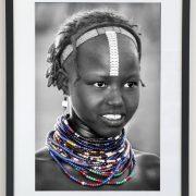 Framed | Dassenech Girl
