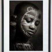 Framed   Karo Girl