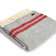 throw-fishbone-2-stripe-silver-greyred
